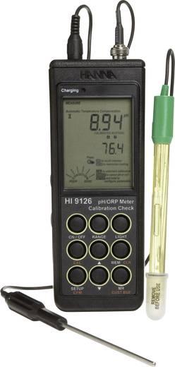 Hanna Instruments HI 9126 pH mérőműszer Calibration Check funkcióval
