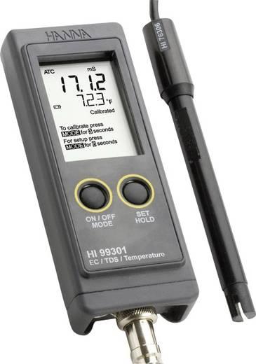 Hanna Instruments HI 99301 vezetőképesség mérő, EC / TDS