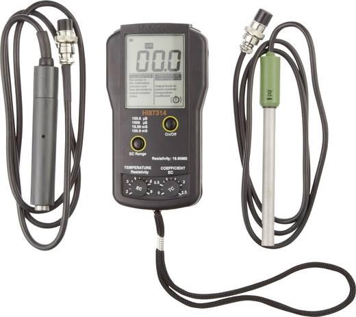 Hanna Instruments HI 87314 vezetőképesség mérő és vízelemző