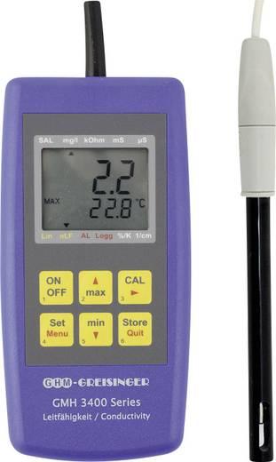 Greisinger GMH 3451 Vezetőképesség mérő készülék, GMH 3451