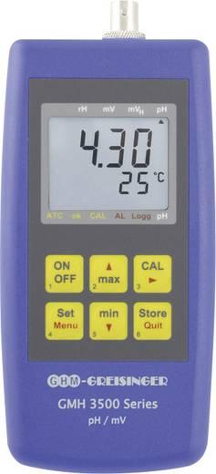 Greisinger GMH 3531 pH-, redox- és hőmérséklet mérő