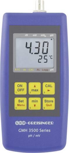 Greisinger GMH 3551 pH-, redox- és hőmérséklet mérő
