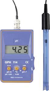 Digitális PH-mérő Greisinger GPH 114 (605213) Greisinger