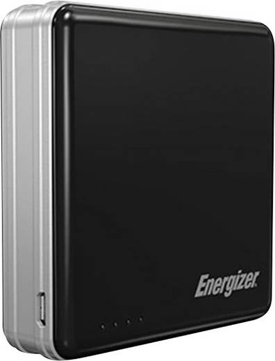Powerbank, tartalék akku, mobil akku, Energizer UE-6602 LiIon 6600 mAh