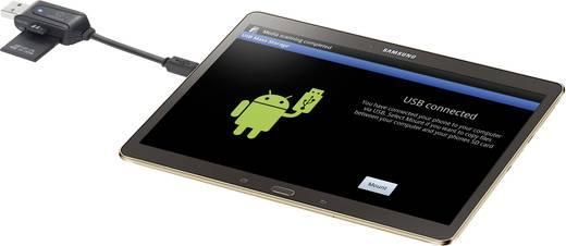 OTG kártyaolvasó okostelefonhoz, tablethez Renkforce 1305499