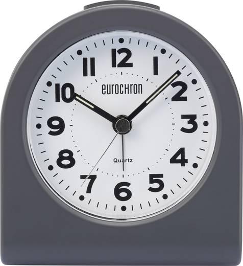 Kvarc analóg ébresztőóra, feketer, Eurochron EQW 7800