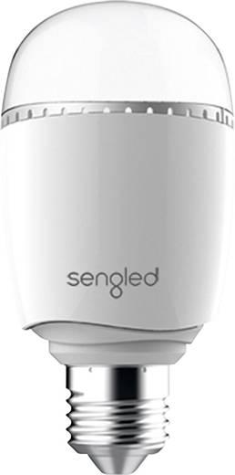 LED-es fényforrás, melegfehér, csepp forma, E27 7,5 W, WiFi boost, Sengled