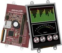 4D Systems uLCD-32PTU Kijelzőmodul 8.1 cm (3.2 coll) 320 x 240 pixel 4D Systems