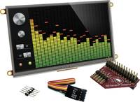 4D Systems Fejlesztői panel uLCD-70DT-Pi 4D Systems