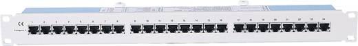 Rack szekrénybe építhető 26 portos RJ45 elosztó, CAT 3, CAT 4, CAT 5, CAT 5e UTP patch panel, Intellinet 1 HE 503754