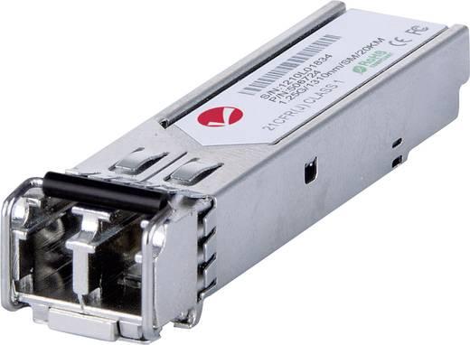 Gigabit Ethernet SFP Mini-GBIC beépíthető csatlakozó átalakító Transceiver Intellinet 506724