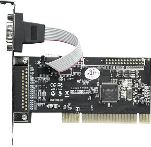 Soros portos Plug-in-PCI kártya Manhattan 158206