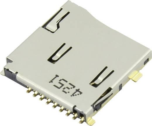 microSD Kártyafoglalat Attend 112J-TDAR-R01 1 db