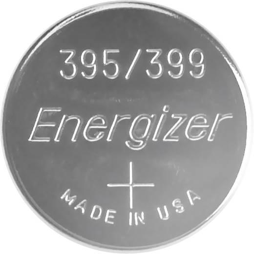 395/399 gombelem, ezüstoxid, 1,55V, 51 mAh, Energizer SR927SW, SR57, SR927, SR926, V395, D395, 610, LA, 280-48, SB-AP