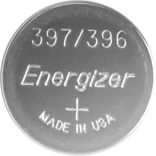 397/396 gombelem, ezüstoxid, 1,55V, 32 mAh, Energizer SR726SW, SR59, SR726, V397, D397, 607, N, 280-28, SB-AL, RW311