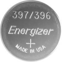 397/396 gombelem, ezüstoxid, 1,55V, 32 mAh, Energizer SR726SW, SR59, SR726, V397, D397, 607, N, 280-28, SB-AL, RW311 (637332) Energizer
