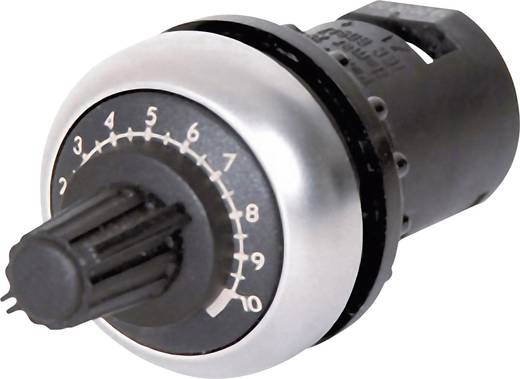 Forgató potenciométer 0.5 W 100 kΩ Eaton M22S-R100K 1 db
