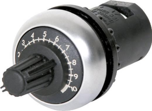 Forgó potméter 0,5 W 10 kΩ Eaton M22S-R10K