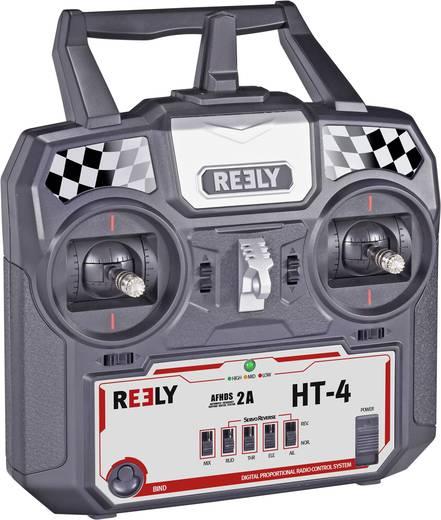 Kézi távirányító, 2,4 GHz, 4 csatorna, Reely HT-4