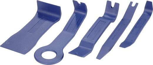 Műanyag feszítő szerszámkészlet, 5 részes, Basetech