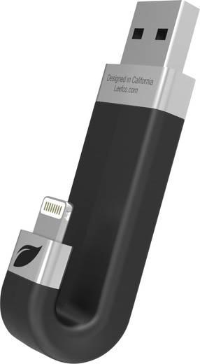 Apple iOS USB-s adattároló, adathordozó, Apple Lightning, USB csatlakozóval 16GB leef iBRIDGE™