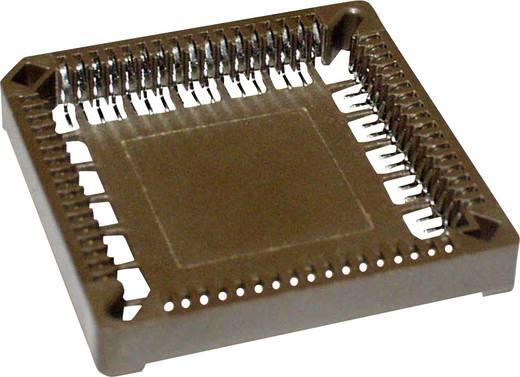 SMD PLCC foglalat 1.27 mm Pólusszám: 28 econ connect PLCC28SMDR 1 db