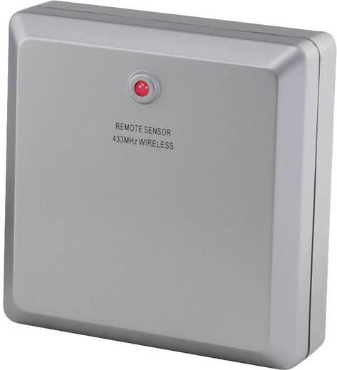 Hőmérséklet-/légnedvesség érzékelő, renkforce KL4931