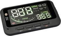 Szélvédős sebesség kijelző, Head Up Display, 57 x 91 x 15 mm, dnt Headup-Doo 100 53507 dnt