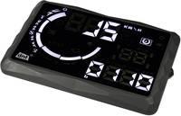 Szélvédős sebesség kijelző, Head Up Display, 80 x 123 x 12 mm, dnt Headup-Doo 200 53509 dnt