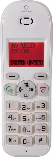 Vezeték nélküli kaputelefon DECT telefonnal 1 családi házhoz, Renkforce 1312695