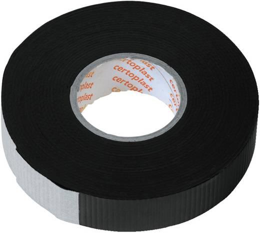 Tömítőszalag Hama 47470 Fekete (H x Sz) 5 m x 19 mm Kaucsuk Tartalom: 1 tekercs