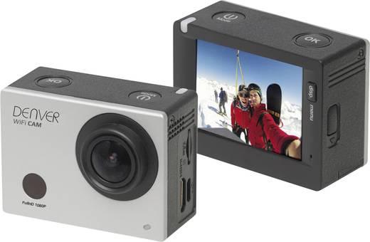 Full HD akciókamera WiFi-vel, vízálló házzal, többféle tartóval, 12 Megapixel-es Denver AC-5030W