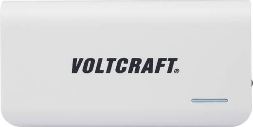 Powerbank, mobil akku, lítiumion 5200 mAh VOLTCRAFT PB-15
