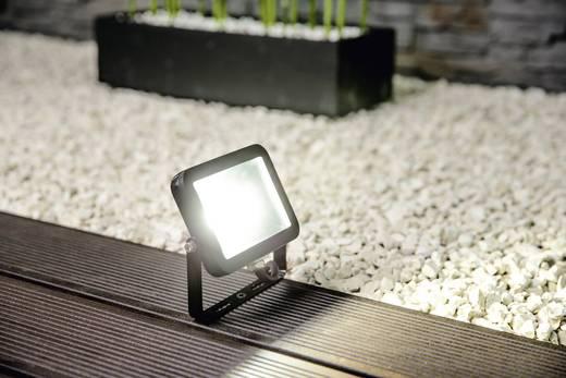 LED-es kültéri fényszóró 10 W Melegfehér fényű Heitronic Oxford 37330