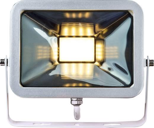LED-es kültéri fényszóró 10 W melegfehér fényű Heitronic Oxford 37332