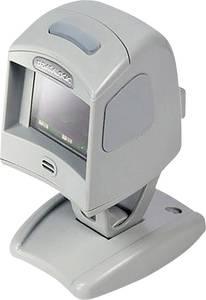 Datalogic Magellan 1100 i Vonalkód olvasó Vezetékes 1D, 2D Imager Világosszürke Asztali szkenner USB Datalogic