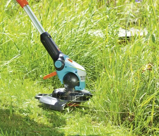 Gardena nagy teherbírású damilos fűszegélynyíró, elektromos fűkasza Gardena EasyCut Plus 650/30 (9811)