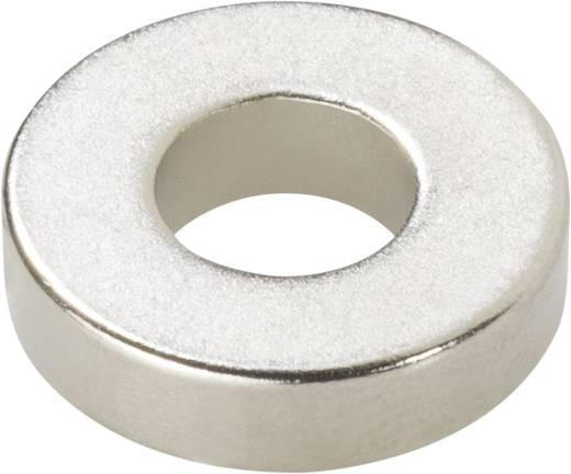 Tartós mágnes gyűrű NdFeB, kerethőmérséklet max. 150 °C, TERRAMAG® S-35/150