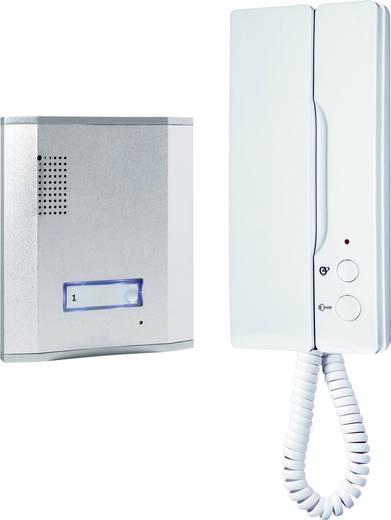 Vezetékes kaputelefon rendszer, 1 családi házhoz Smartwares 10.007.46