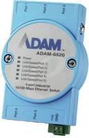 Advantech ADAM-6520 Switch LAN Kimenetek száma: 5 x 12 V/DC, 24 V/DC Advantech
