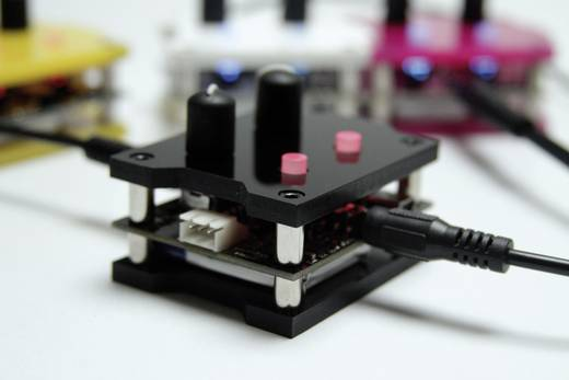 Patchblokk - programozható, moduláris szintetizátor és jelfeldolgozó rendszer pb patchblocks PB1-001-M1-4-AU1