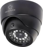 Álkamera infra szimulációval, LED-del és mozgásérzékelővel Renkforce 1325938 Renkforce
