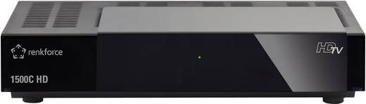 Vezetékes HD vevő, 1 tuner, CONAX kártyaolvasó, renkforce 1500C