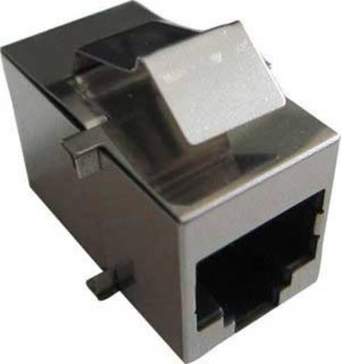 Beépíthető RJ45 Cat5e csatlakozó aljzat Intellinet 512008