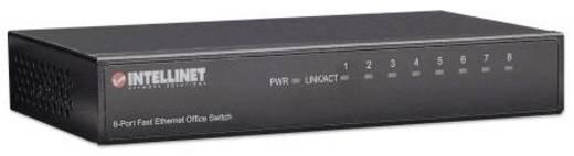 8 portos hálózati switch, RJ45 elosztó 100 MBit/s Intellinet 523318