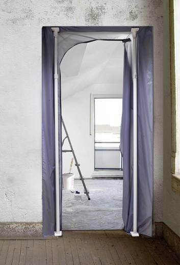 Porvédő ajtó, 1,3 x 3,1 m, Toolcraft