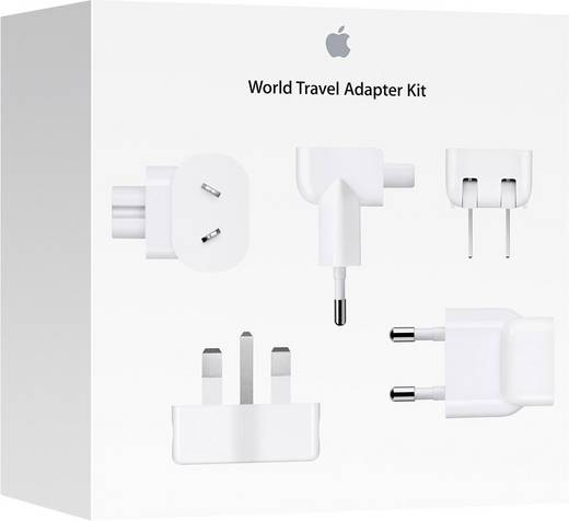Úti adapter készlet, Apple World Travel