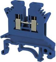 Degson PC1.5-01P-12-00AH-1 Átmenő kapocs 4.2 mm Csavaros csatlakozó Kék 1 db Degson