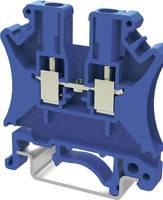 Degson PC2.5-01P-12-00AH-1 Átmenő kapocs 5.2 mm Csavaros csatlakozó Kék 1 db Degson