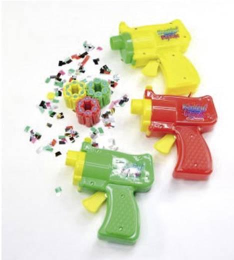 Konfetti kilövő pisztoly 34621